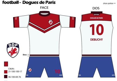 [1ere COMMANDE] maillots de foot DDP Maillotsmall